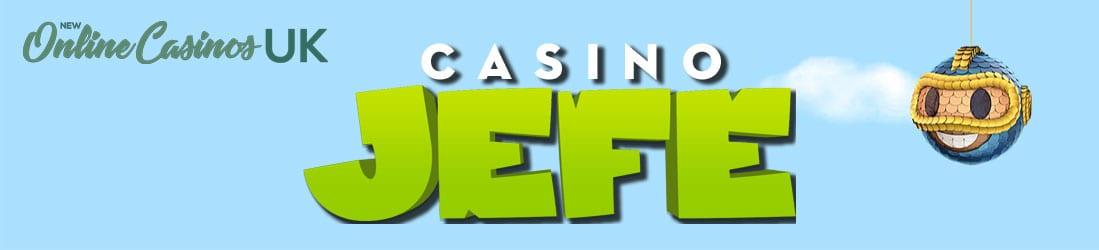 Jefe Casino Bonus