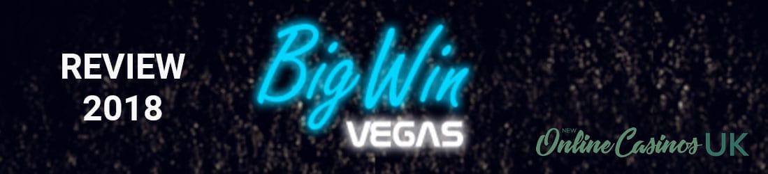 Review Big Win Vegas UK