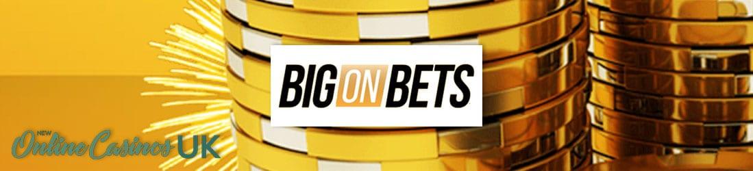 Casino Big on bets uk