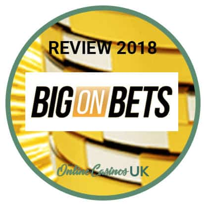 review big on bets casino