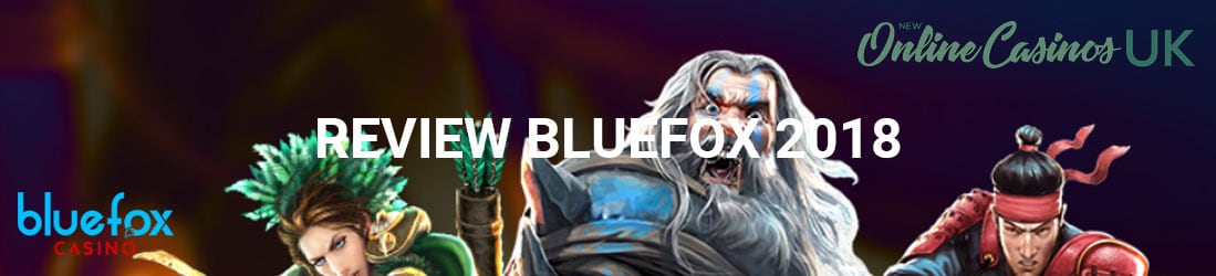 Casino Bluefox review UK