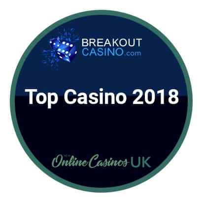 casino break out logo