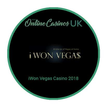 iWon Vegas Casino review 2018