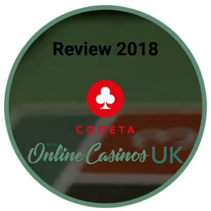 Codeta Casino UK 2018