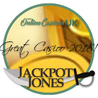 UK Casino Jackpot Jones