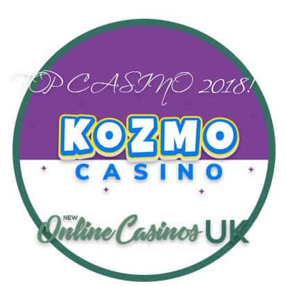 Casino Kozmo UK 2018