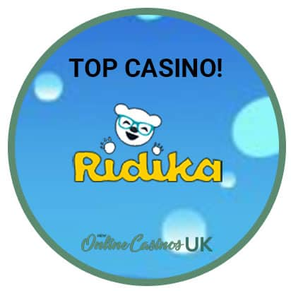 Casino Ridika uk 2018