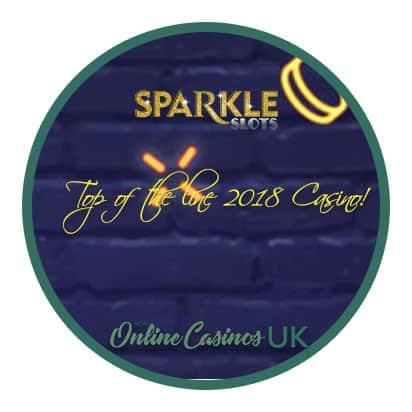 Sparkle Slots Casino UK