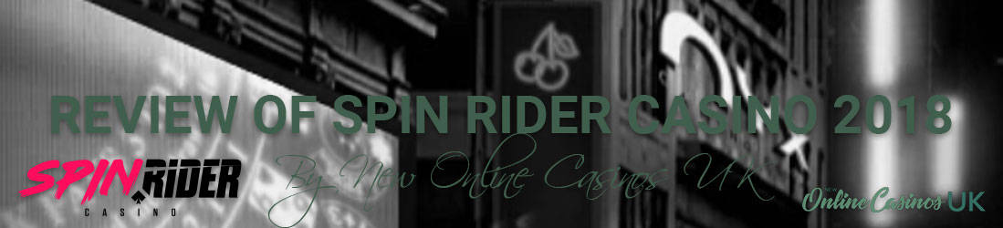 Spin Rider 2018 Review UK