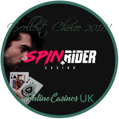 Spin Rider Casino review 2018 UK