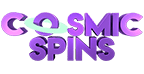 cosmic spins casino logo