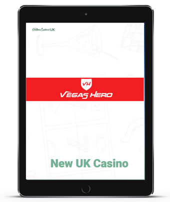Casino Vegas Hero UK
