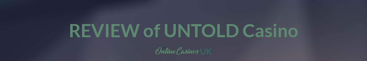 NOC untold casino review